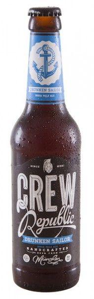 Crew Republic Drunken Sailor India Pale Ale