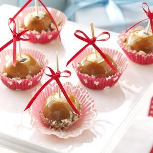 Caramel Apple Cookies Recipe from Taste of Home -- shared by Tammy Daniels of Batavia, Ohio