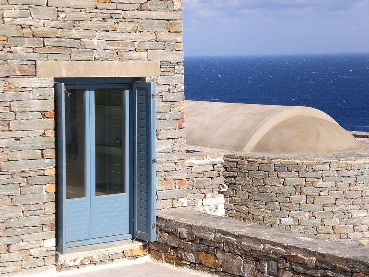 Φτιαγμένο από πέτρα | Antonis Kritikos Εφαρμογές | Accoya