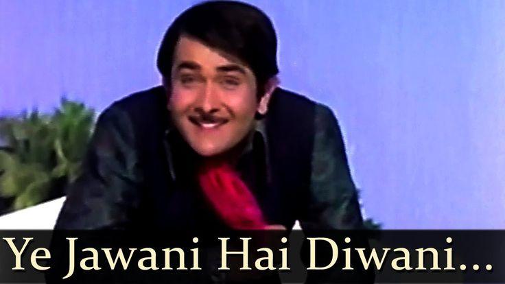 Kishore Kumar - Yeh Jawani Hai Diwani (Jawani Diwani 1972) Songs - Randh...