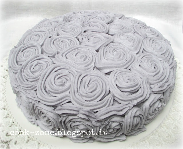 Rose Cake di CookZone