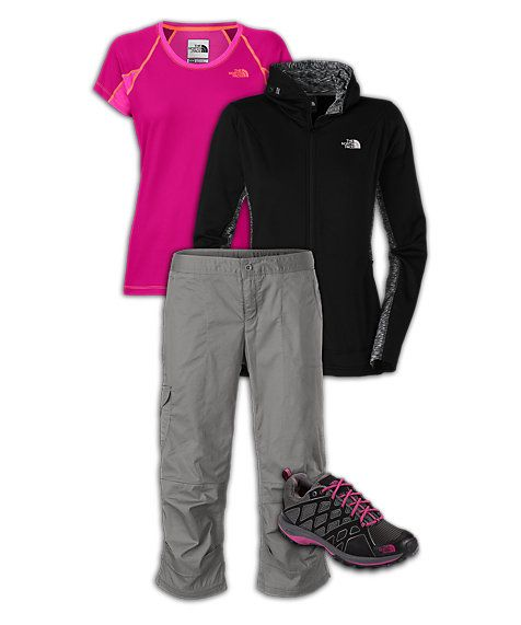 The North Face® Women's Climbing Outfit