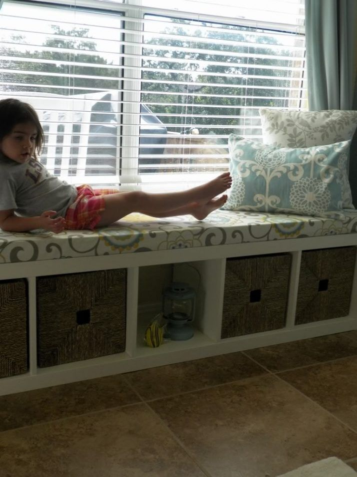 25 Best Ideas About Bench Under Windows On Pinterest Bed Under Windows Kids Storage Bench