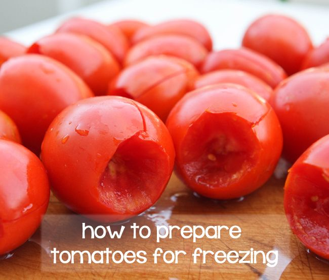 Pip & Ebby - Pip-Ebby - How to freeze tomatoes