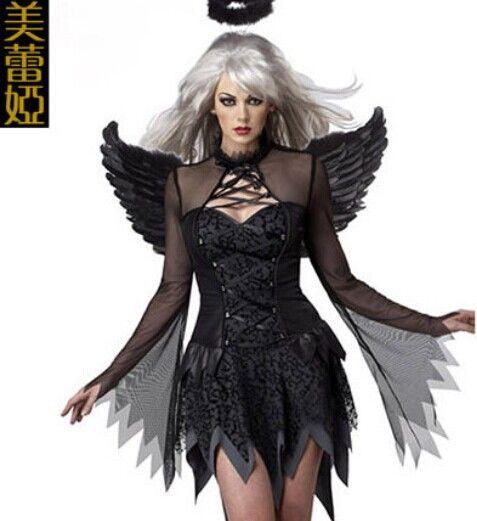 Сексуальный костюм ангела для женщин ангел хэллоуин костюмы для женщин ведьмы костюмы для женщин карнавальные костюмы карнавал платье