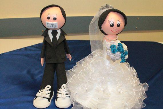 Foamie dolls