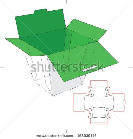 Chinese Fast-food Box by Zudy and Kysa, via Shutterstock
