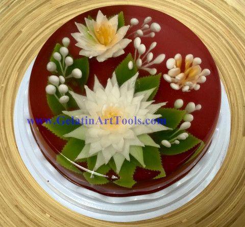 Gelatin Cake Art : 1000+ ideas about Gelatinas Encapsuladas on Pinterest ...