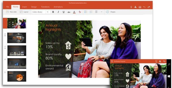 A-Tecno: Office 2016 Preview