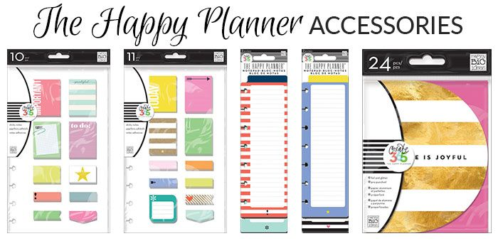 63 best planner images on pinterest planners day for Happy planner accessories