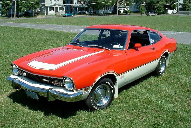 1973 Ford Maverick
