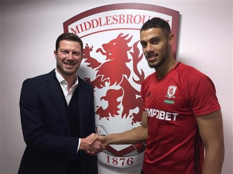 Middlesbrough FC January signing Rudy Gestede on joining Boro and making his mark on the Premier League
