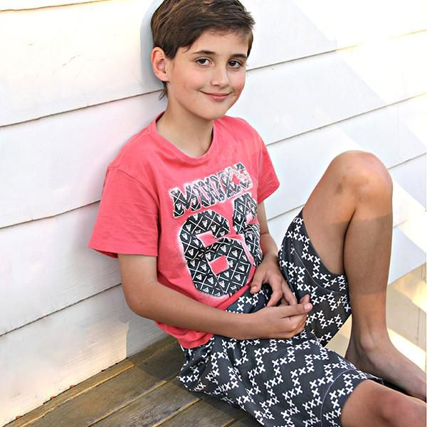 Sewing patterns for boys by Pattern Emporium