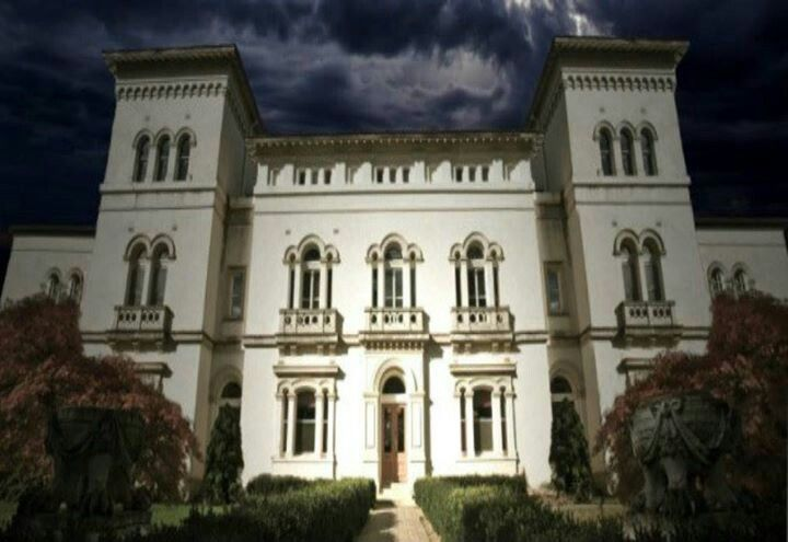 Beechworth lunatic Asylum, Australia - see if the girls are interested in doing a ghost tour :P