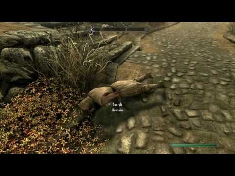 Skyrim....Skyrim never changes https://youtu.be/7iM5N3SzzbI