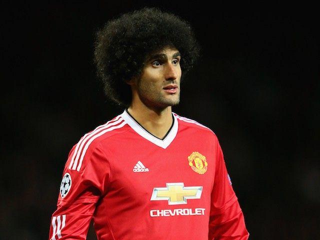 Team News: Marouane Fellaini, Marcos Rojo back for Manchester United
