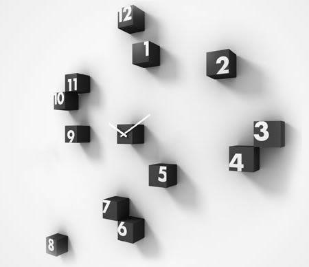 Stylish and Unusual Wall Clocks
