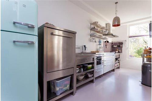 Muur verwijderen tussen keuken en woonkamerHuis-inrichten.com   Huis-inrichten.com
