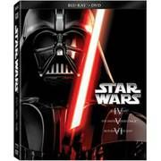 Star Wars trilogy DVD $35