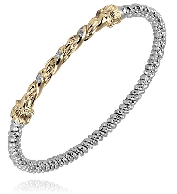 D For Diamond Bracelet