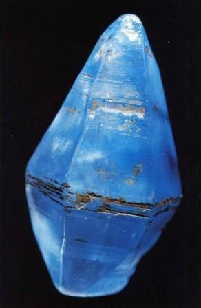 "The sapphire, sometimes called the ""Stone of Destiny"", contributes to mental clarity and perception."