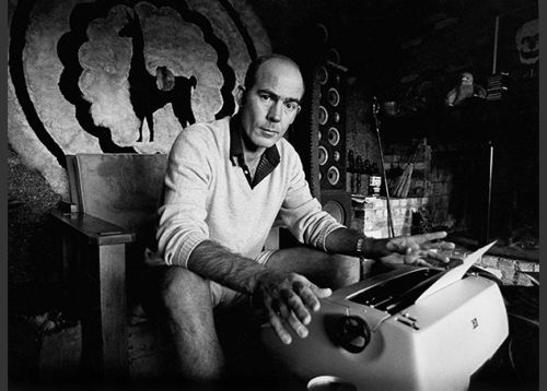 ":  "" Hunter S Thompson  "" """