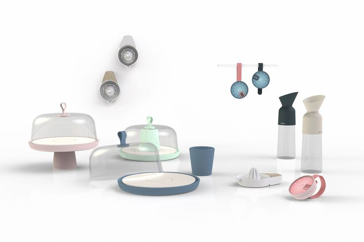 Alain Gilles pour Evolution - Nouvelle marque française d'ustensiles de cuisine / Yookô Network