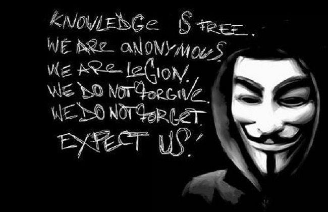 7 vezes em que os Anonymous foram heróis