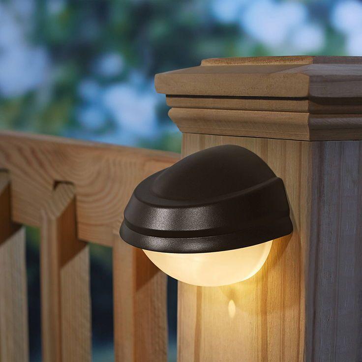 Quickfit deck lights