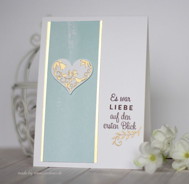 { Conibaers creative desk } Constanzes kreatives Blog: Mediterranean Achievers Blog Hop - Wedding dreams