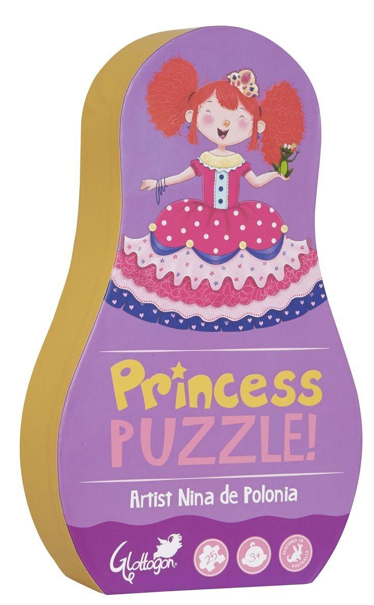 Princess puzzle. Shop now at www.hardtofind.com.au