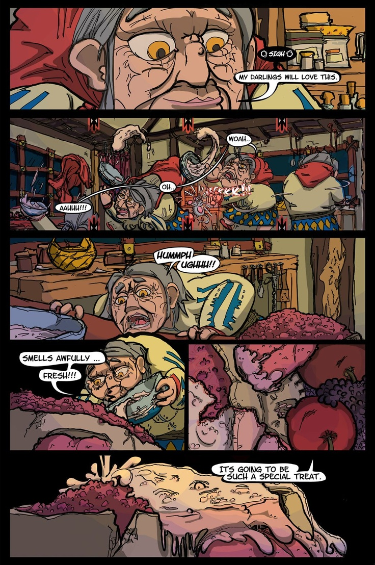 Inquest of Missing Time Vol 1  Page 2