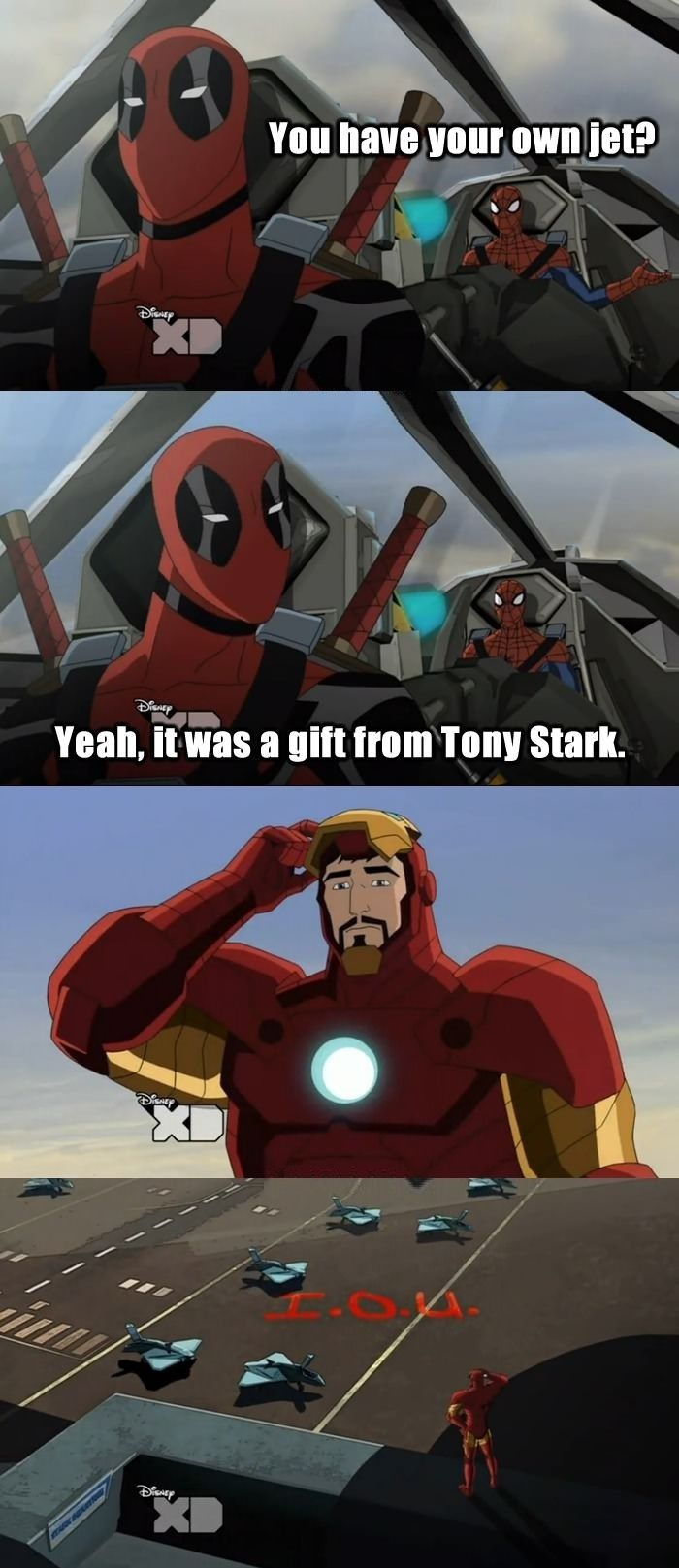 Why I love Deadpool // funny pictures - funny photos - funny images - funny pics - funny quotes - #lol #humor #funnypictures