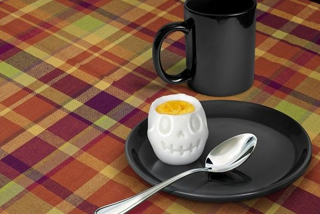An egg-head mold that gives new meaning to soaking up some knowledge.   26 Dark AF Kitchen Products To Match Your Soul