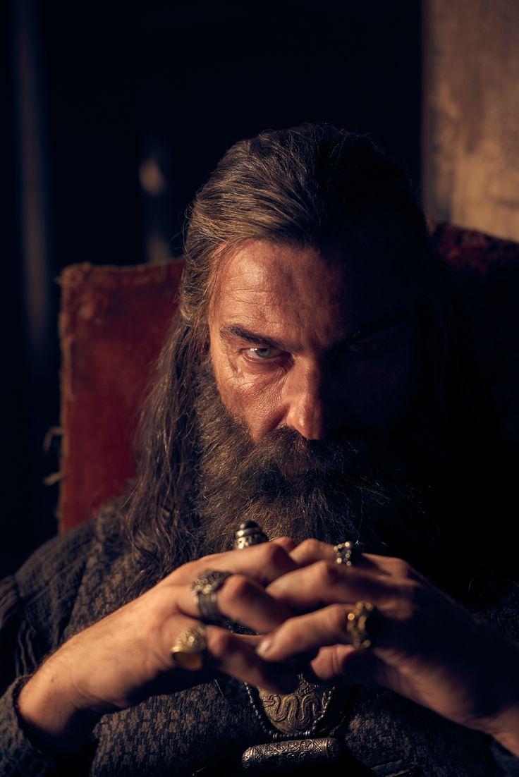 "Edward Teach ""Blackbeard"" | Black Sails Starz S4 | farfarawaysite"