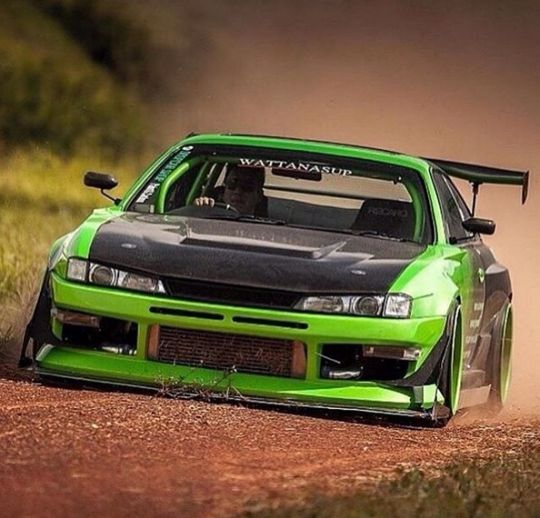 Nissan Silvia S14 (240SX)