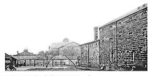 'Gipps' third Class Female Factory, Parramatta. Children were allowed to remain with their mothers at the Factory until they reached the age of four years at which time they were sent to Orphan Schools thereafter all contact with their children was lost until their release and often times longer depending on their circumstances. With the influx of female immigrants from the 1830s onwards, the Orphan School became too crowded to accept 'Factory' children and an Infant school was established.