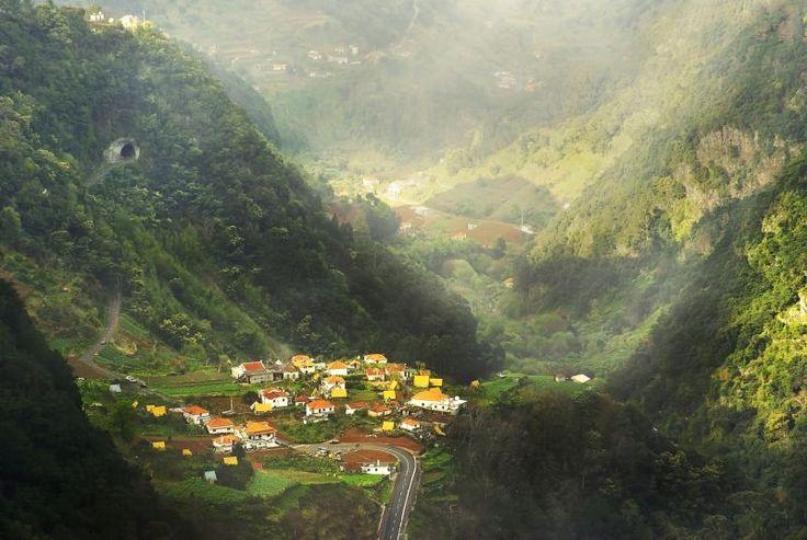 Insula Madeira, Portugalia.