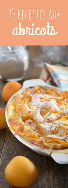Tarte amandine, mousse, brioche, gâteau renversé... 35 recettes aux abricots !