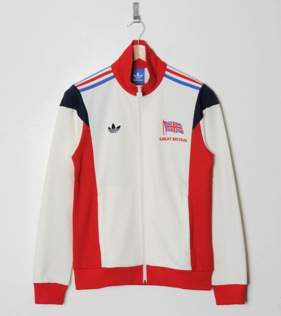 Adidas Originals Team GB Track Top