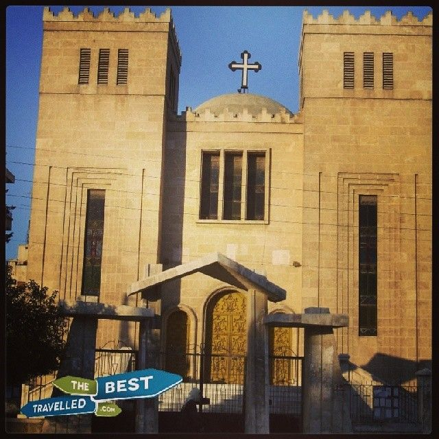 #aleppo #syria #middle east #church #culture #tourism #adventure #food #country #beauty #tbt #traveller