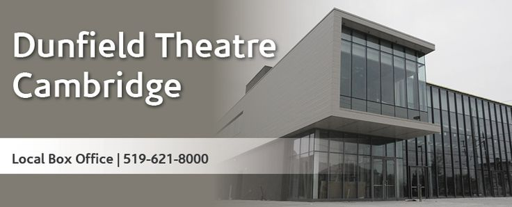"Dunfield Theatre Cambridge: ""Lend Me a Tenor"" and ""Peter Pan"" coming Fall 2013"