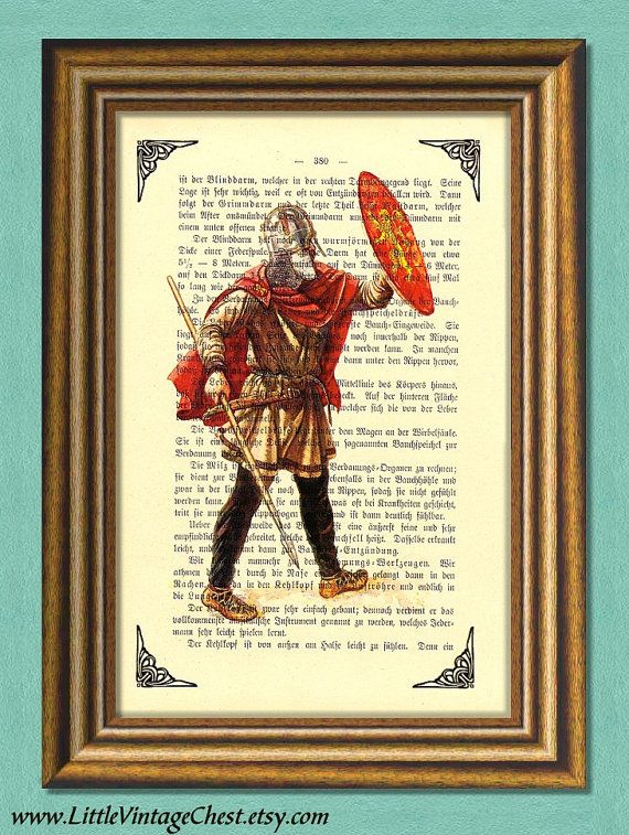 Game of Thrones  LANNISTER SOLDIER  by littlevintagechest on Etsy