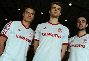 Middlesbrough FC 2014/15 adidas Third Kit