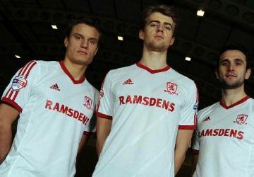 Middlesbrough FC 2014/15 adidas Third Kit