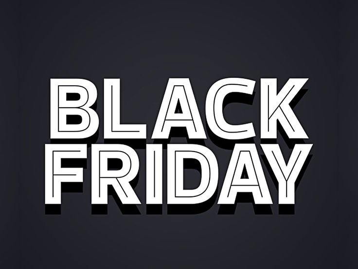 Blackfriday HD Wallpaper Wide