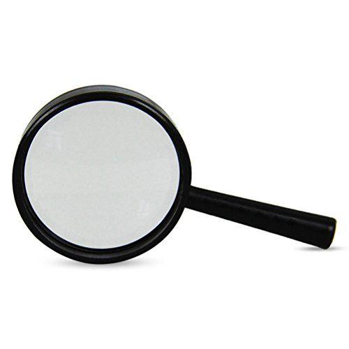 Elegant  x Kinder Lupe Kinderlupe Minilupe Mini Lupe Vergr erungsglas Detektiv Glas cm HC