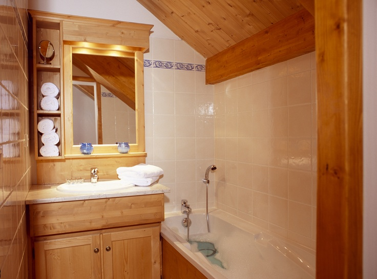 Bathroom Oz en Oisans