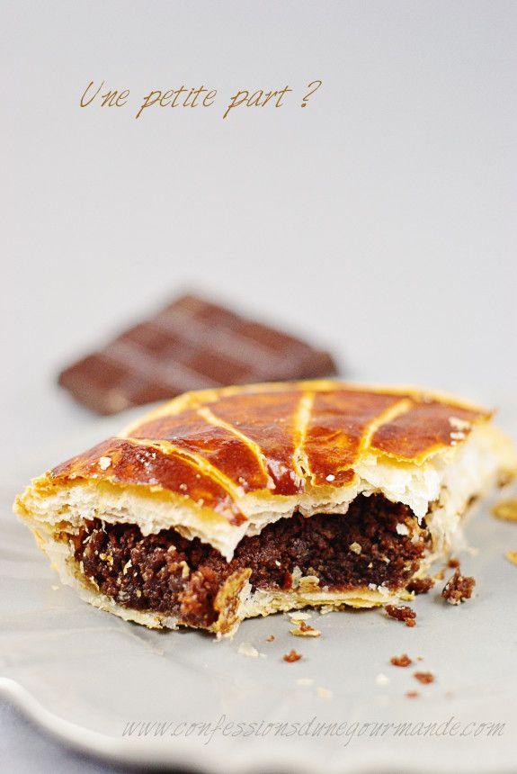 La galette des rois la plus chocolatée