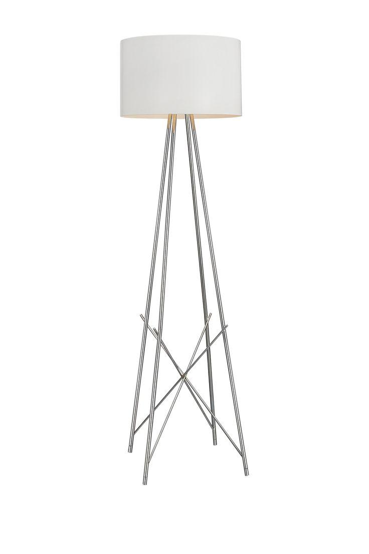 Ryan White Floor Lamp by Control Brand on @HauteLook
